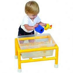 Toddler Sensory Table I Think I Could Make This With Pvc
