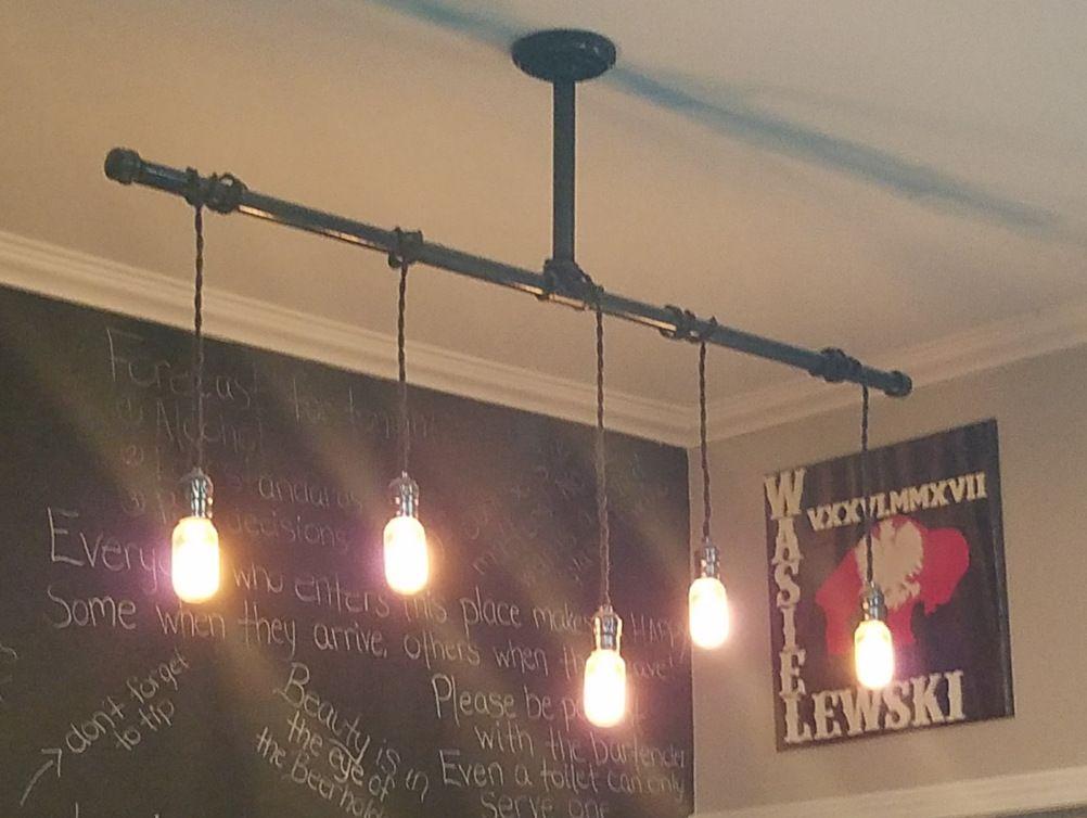 bar lighting edison lighting edison bar