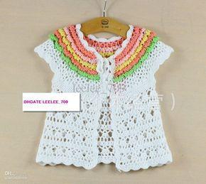 Chalecos a crochet para niñas (10)