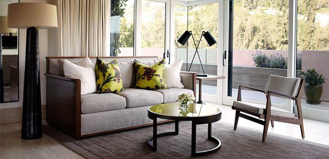 Luxury Hotel Bel-Air California — LA Luxury Hotels | Tablet Hotels