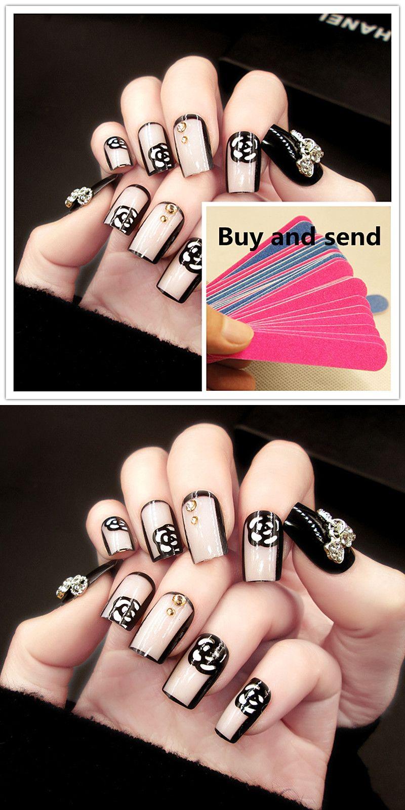 new nail art professional nail art make up fake nail Salon Tool ...