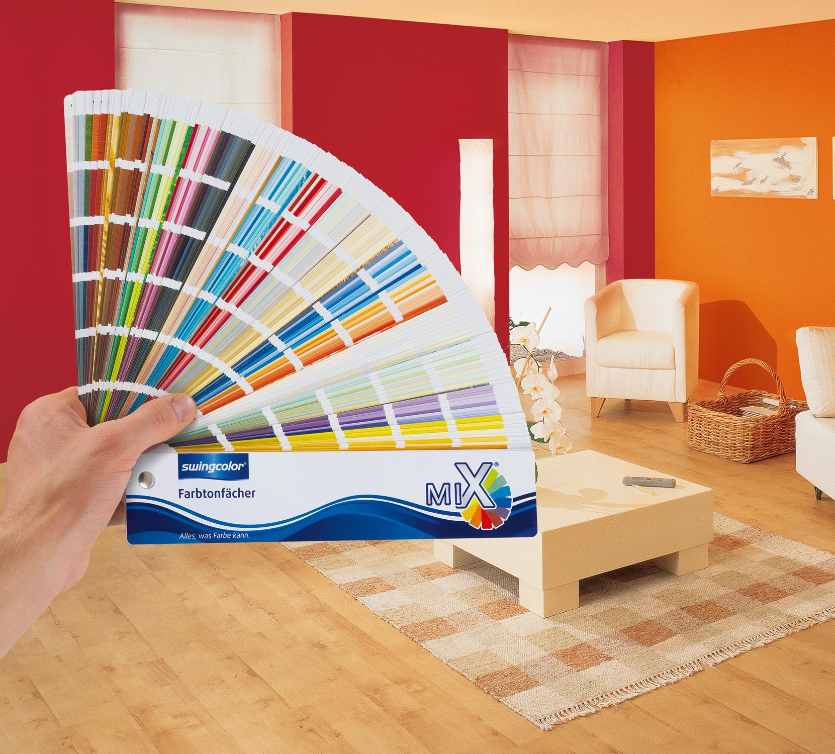 sonniges gelb klassisches altwei oder karibisches t rkis der farbton f r eure w nde und. Black Bedroom Furniture Sets. Home Design Ideas