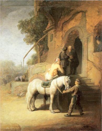 Charitable Samaritan Also Known As The Good Samaritan