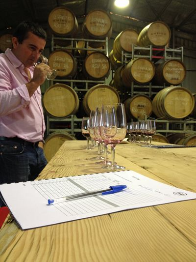 For The Past 15 Years Barrel Trials Have Been A Major Part Of My Month In October Whether I Was Working In The Adelaide Hills Or T Vintage Diary Wines Barrel