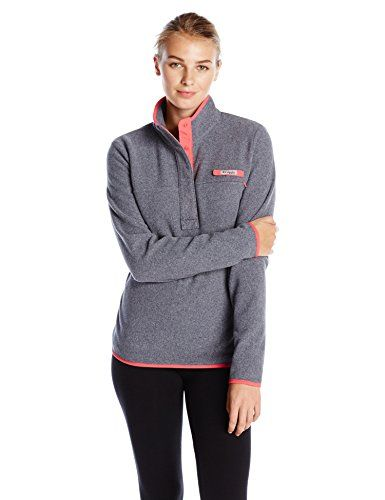 Women's harborside fleece pullover jacket