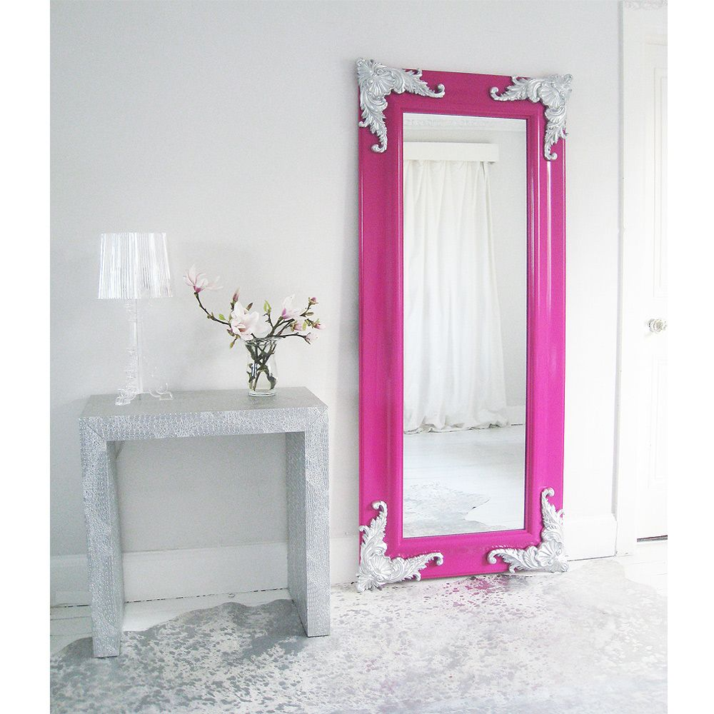 Pion Pink Full Length Mirror