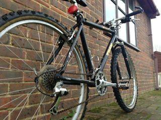 Genuine Trek Zx 6000 Aluminium Usa Built Lightweight Bike