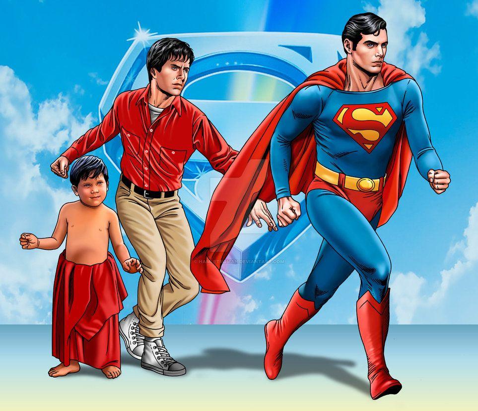 Superman 1978 Batman And Superman Superman Movies Superman Artwork