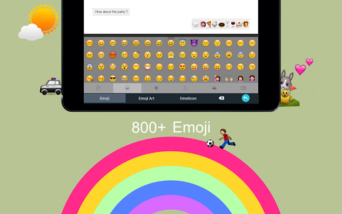 Pin by jamesnerizq on TouchPal the No.1 popular emoji