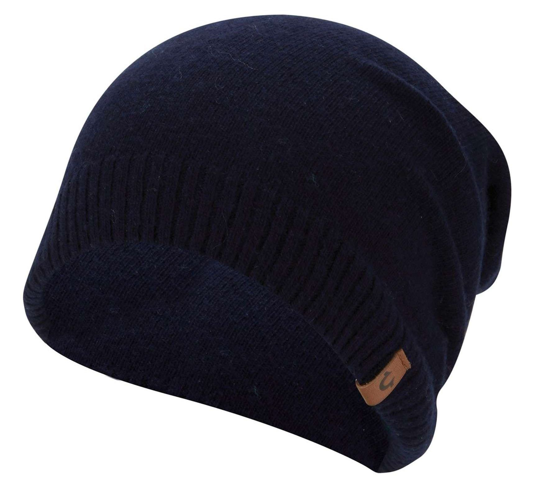 Best Mens Winter Beanies 2017  True Religion Slouch Hat 2018 ... 7f83497b1da