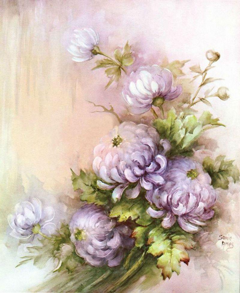 Aquarelle Com Simplement Chic Et Naturel Voici Notre Bouquet De