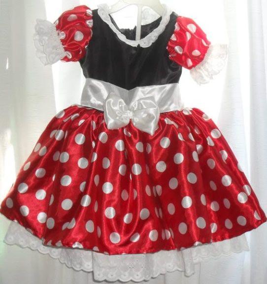 Imagenes De Vestidos De Minnie Para Niñas Imagui