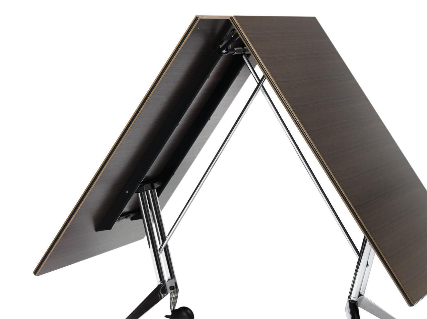 CONFAIR Folding Table Foldable Conference Table Design Andreas - Folding boardroom table