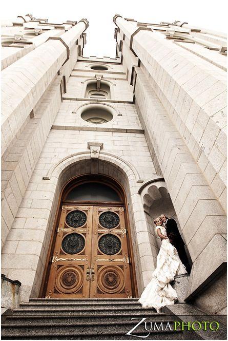 Ultimate Utah Wedding Salt Lake City Temple Nick Whitnee An