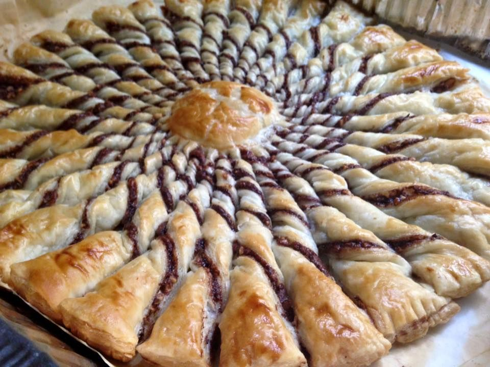 Nutella Twisted Pastry SOS Dishes Pinterest Nutella and Dishes - schnelle k che warm