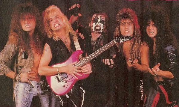 King Diamond c. 1988 The Stephen King of Heavy Metal | King diamond