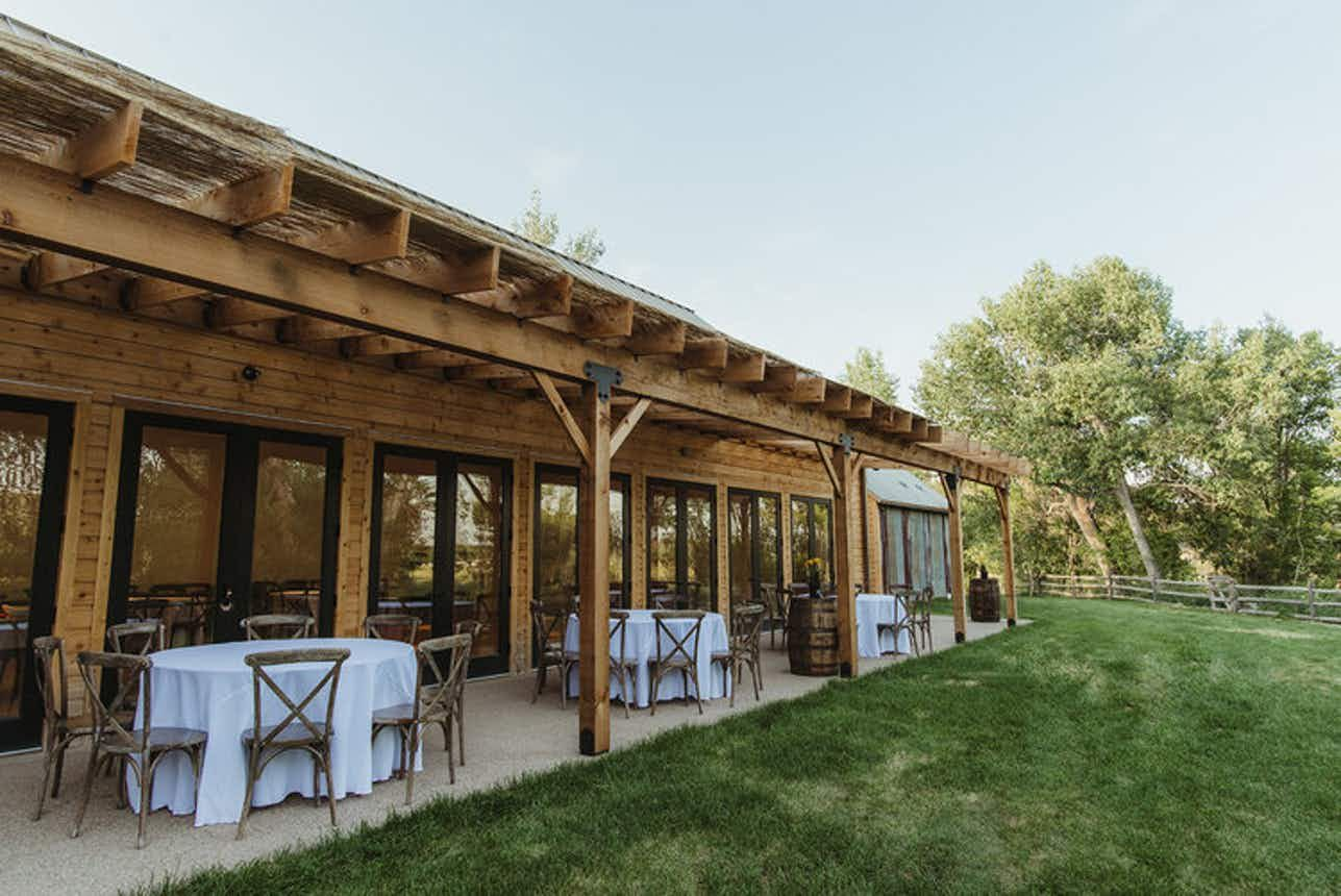 Rist Canyon Inn Weddings Front Range Fort Collins Wedding Venue