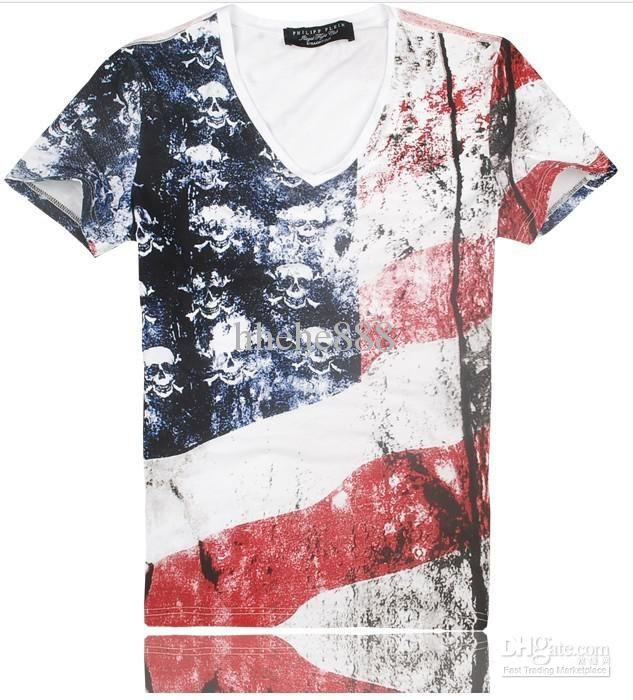 42707737d0 PHILIPP PLEIN* Short Sleeve T-Shirt