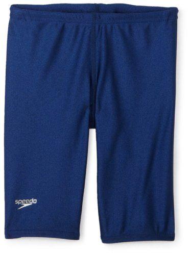0f62d9e673 Speedo Boys 8-20 Solid Lycra Jammer Swimsuit « Impulse Clothes ...