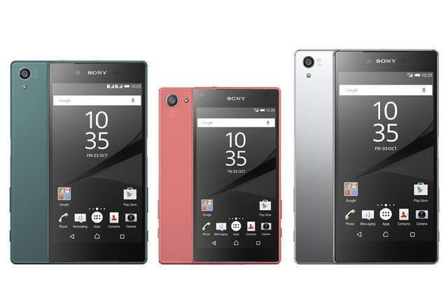 Sony Xperia Starts Receiving Android 7 0 Nougat Ota Update Sony