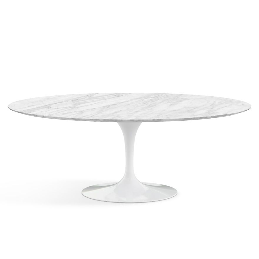 "Saarinen Dining Table - 78"" Oval | Knoll"