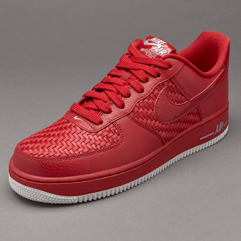 Nike Air Force 1 07 Lv8 Gym Red Summit White