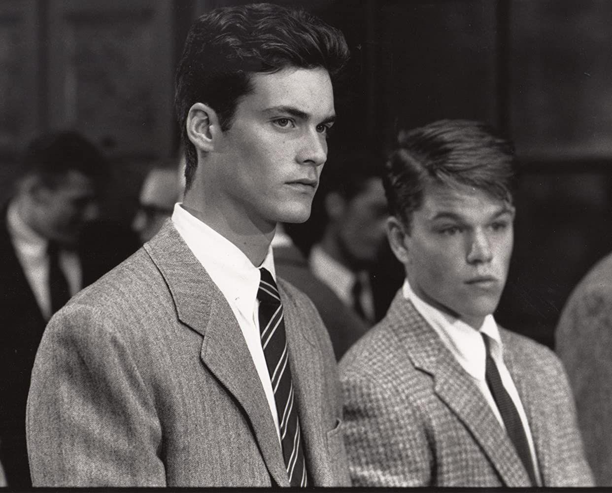 School Ties (1992) in 2020 | School ties, Randall ...