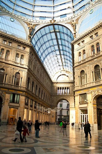 Best Galleria Umberto Commercial Architecture Places To 400 x 300