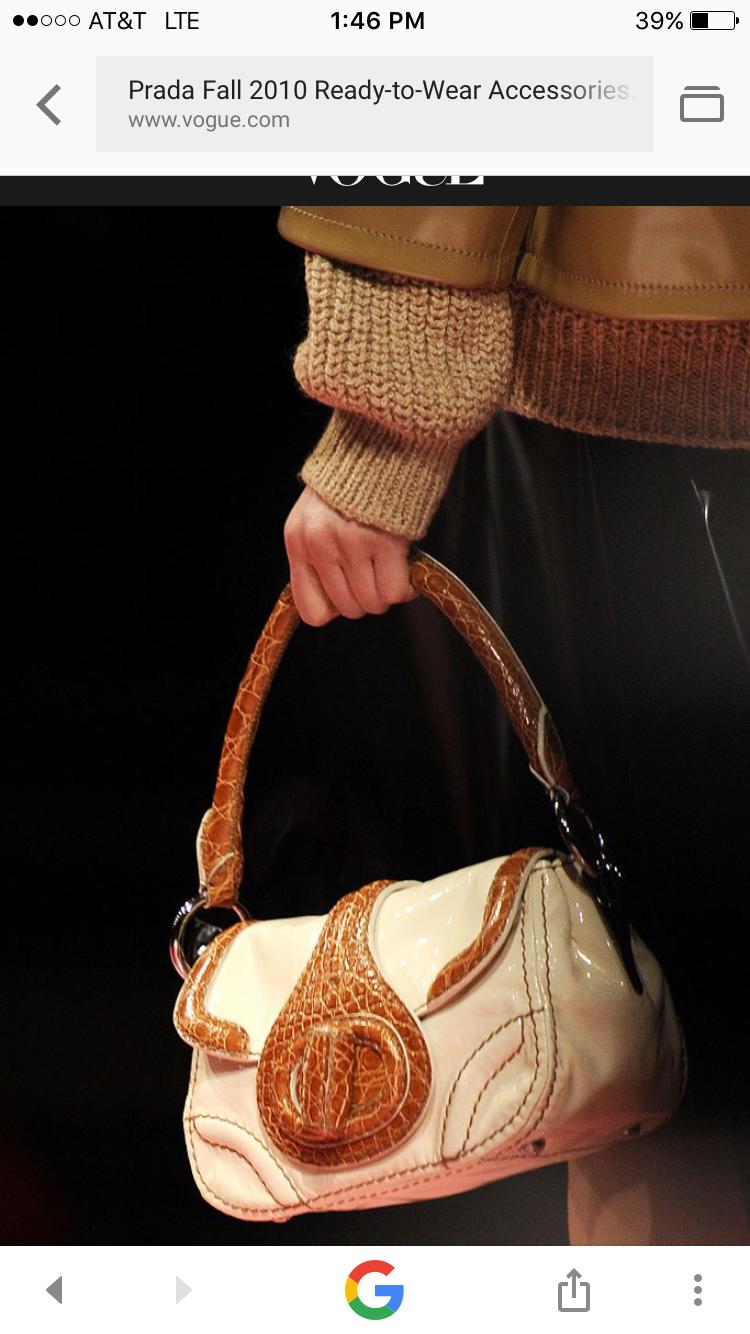 831fc6884dc059 Crocodile Handbags, Bag Accessories, Profile Photo, Prada, French Fashion,  Ready To