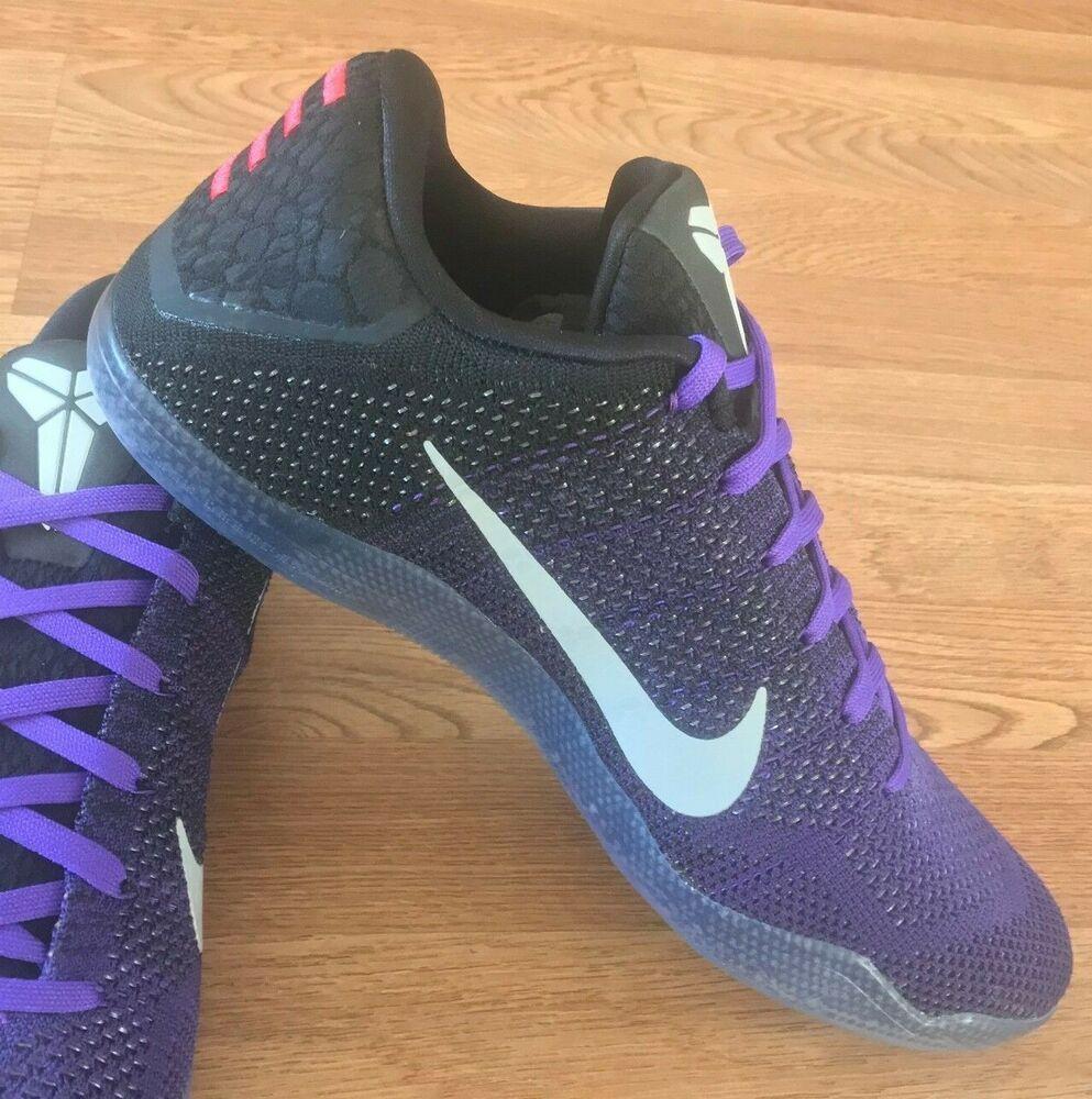 797ebc3b8a01 Mens Nike Kobe XI Elite Low Eulogy Hyper Grape Purple Mamba 510 Size 13 B23   fashion  clothing  shoes  accessories  mensshoes  athleticshoes (ebay link)