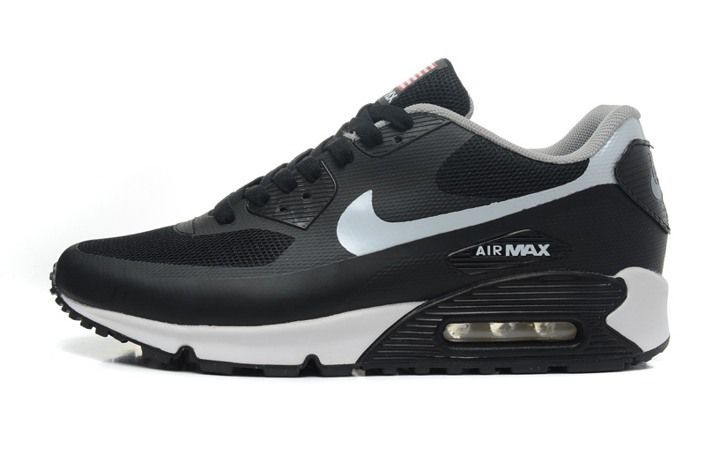 air max black and white