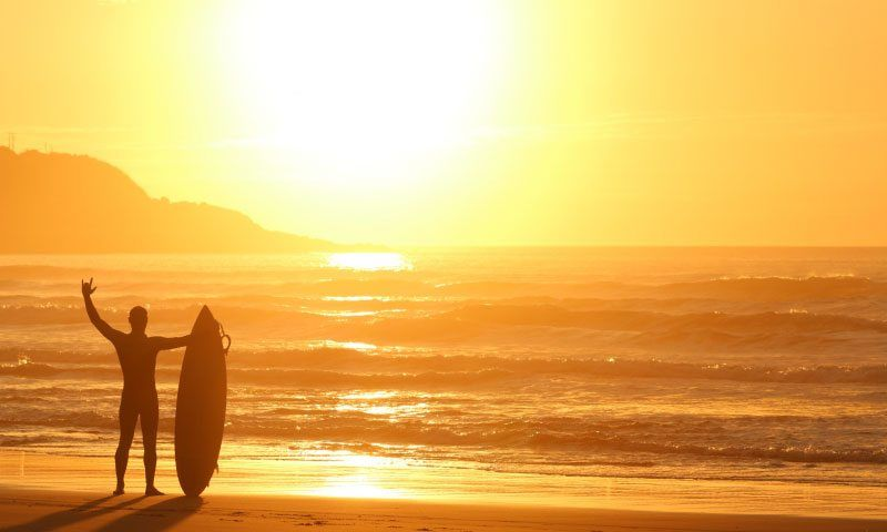 Surfing Teaches Patience Mindfulness Courage And Persistence Without The Surfer Surfing Teaching Surfer