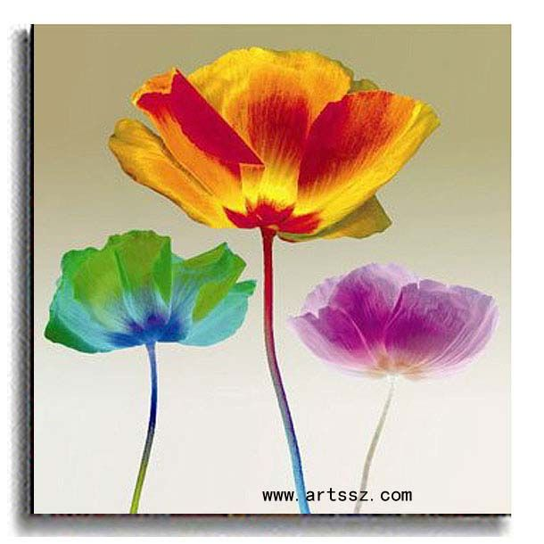 Easy Flower Painting Ideas