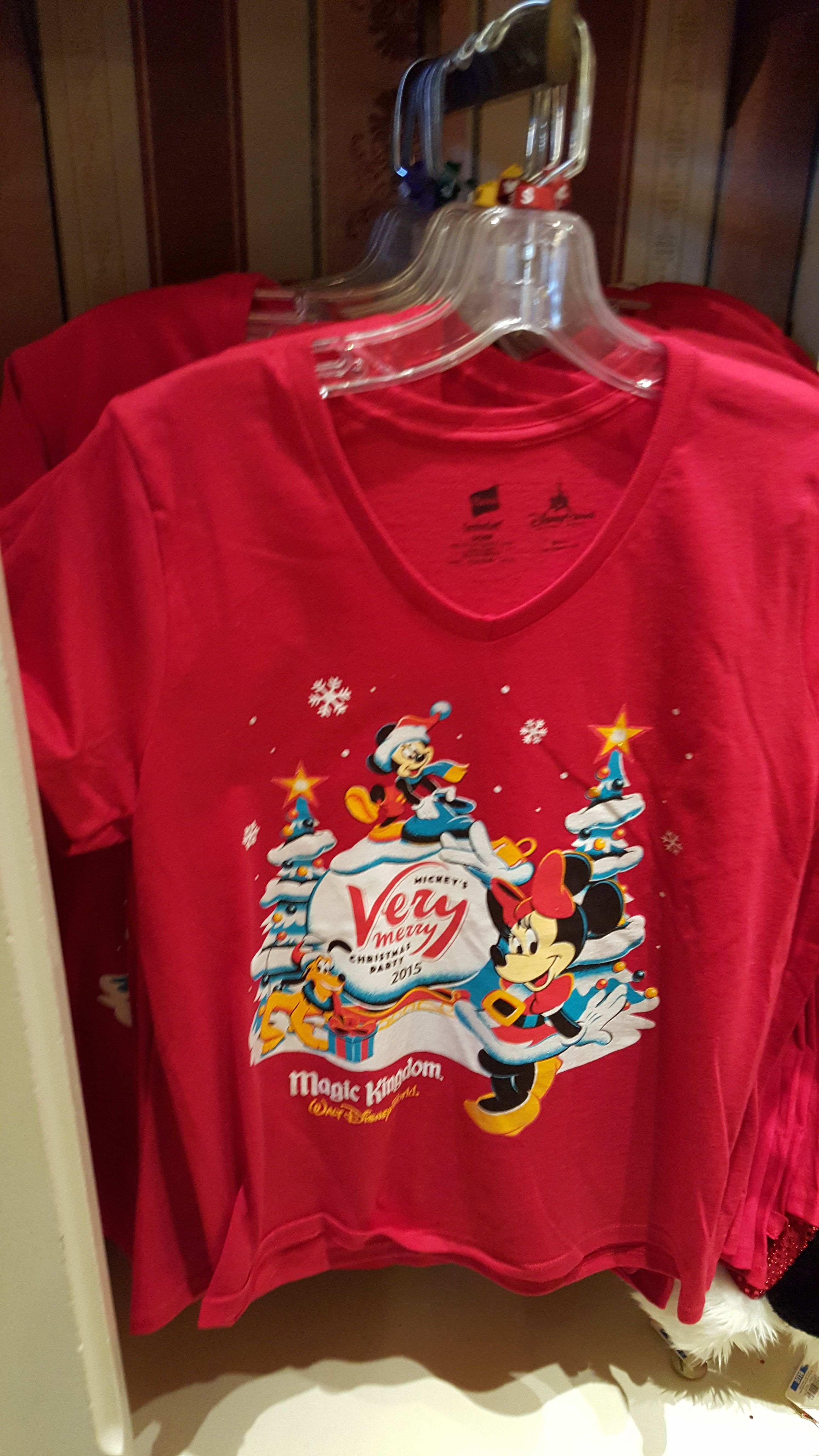Mickeys Very Merry Christmas Party Merchandise.Mickey S Very Merry Christmas Party The Food The