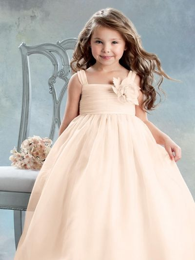 a6e940e04d Sweet Beginnings L394 Flower Girls Empire Dress