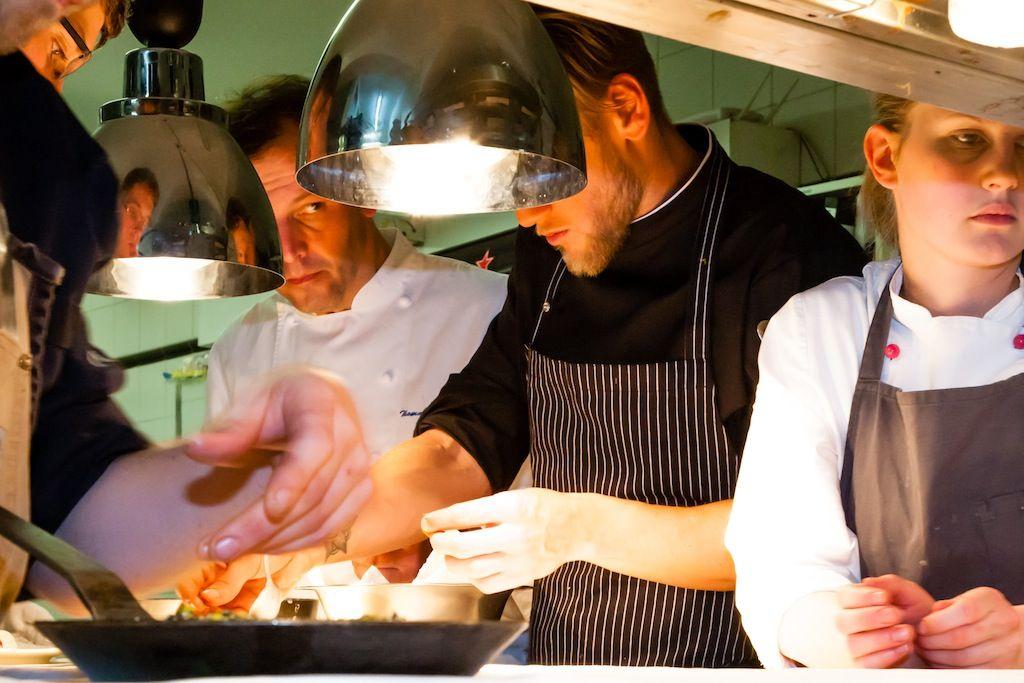 2 Sterne Koch Thomas Kellermann Zahlt Zu Den Besten Kochen Deutschlands Er War Berliner Meisterkoch Und Aufsteiger Des Gourmet Festival Meisterkoch Kochen
