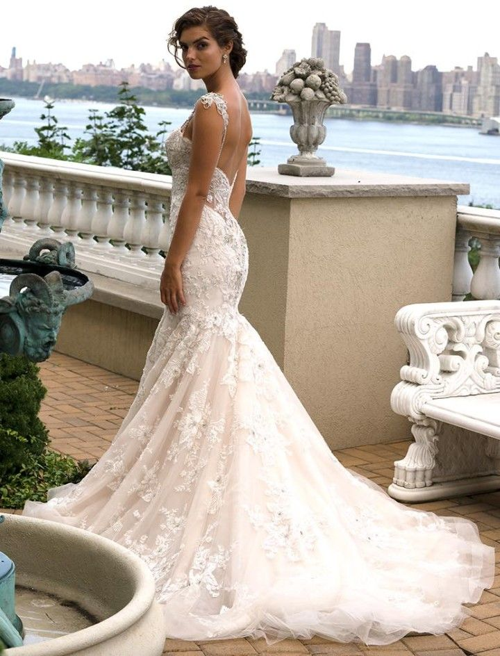 gorgeous eve of milady wedding dresses | vestidos de novia