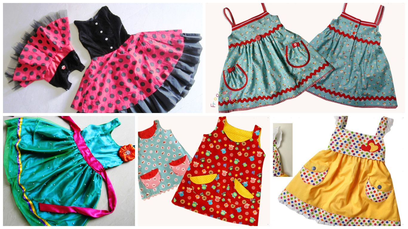 Learn how to sew a frock with 7 frock patterns for sewing youll learn how to sew a frock with 7 frock patterns for sewing youll jeuxipadfo Gallery