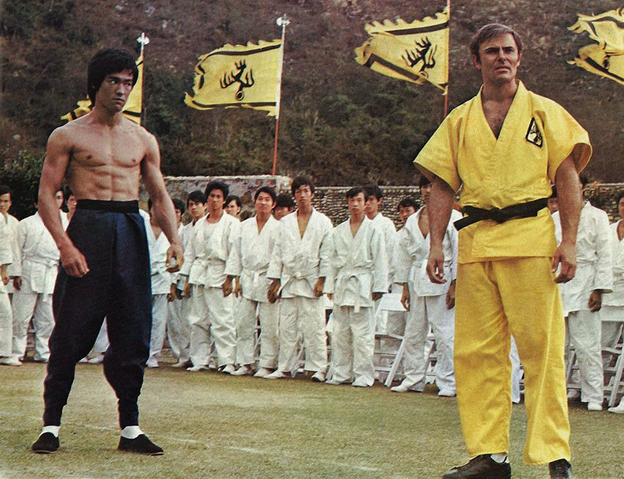 Bruce Lee, John Saxon - Enter the Dragon (1973)