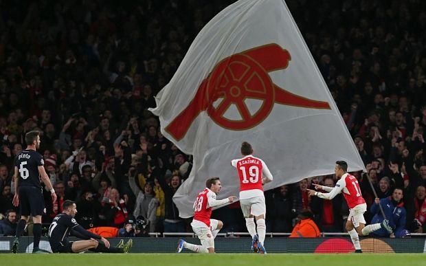 Arsenal Vs Dinamo Zagreb Five Things We Learned Champions League Arsenal Zagreb