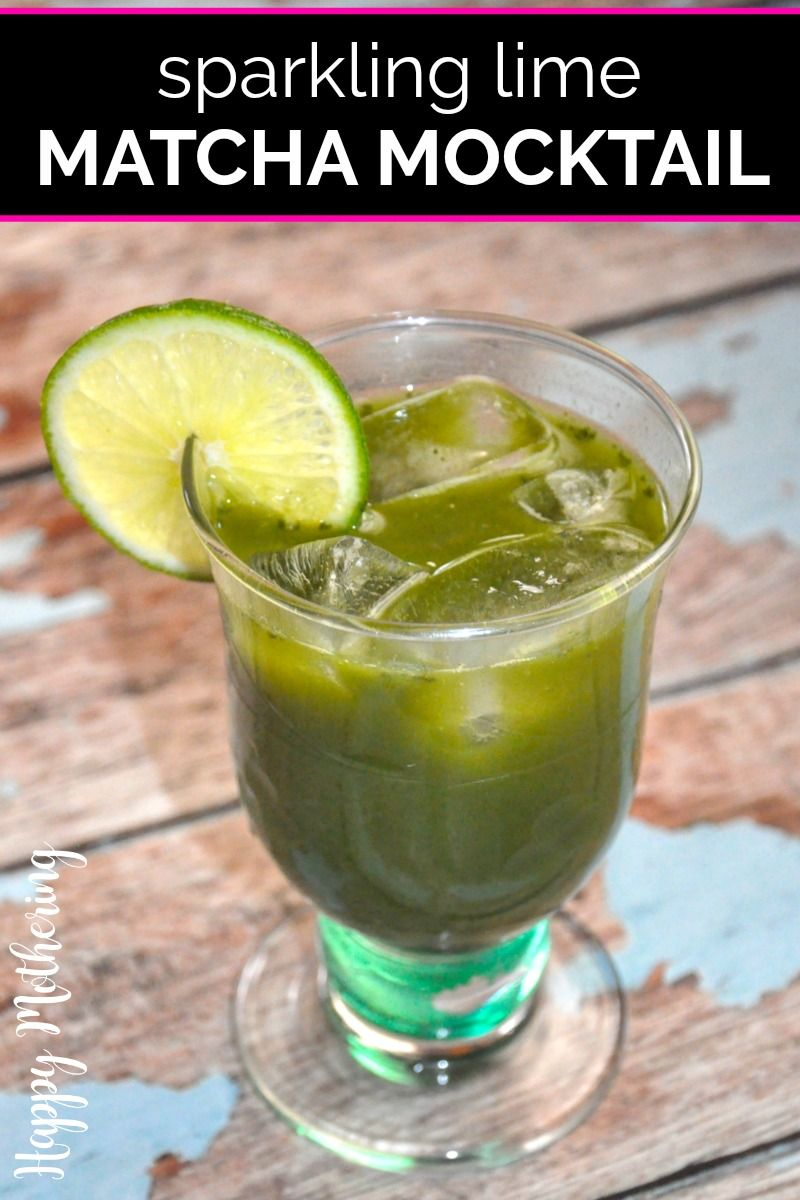 Photo of Matcha Mojito Mocktail – Real Green Mom