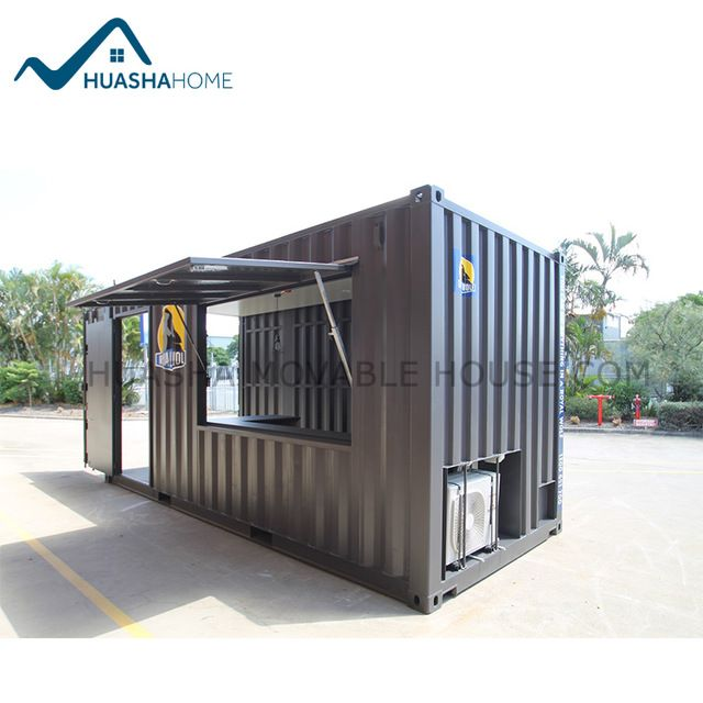 Source Mobile Container Fast Food Restaurant For Sale On M Alibaba Com Container Restaurant Quick Service Restaurant Design Container Cafe