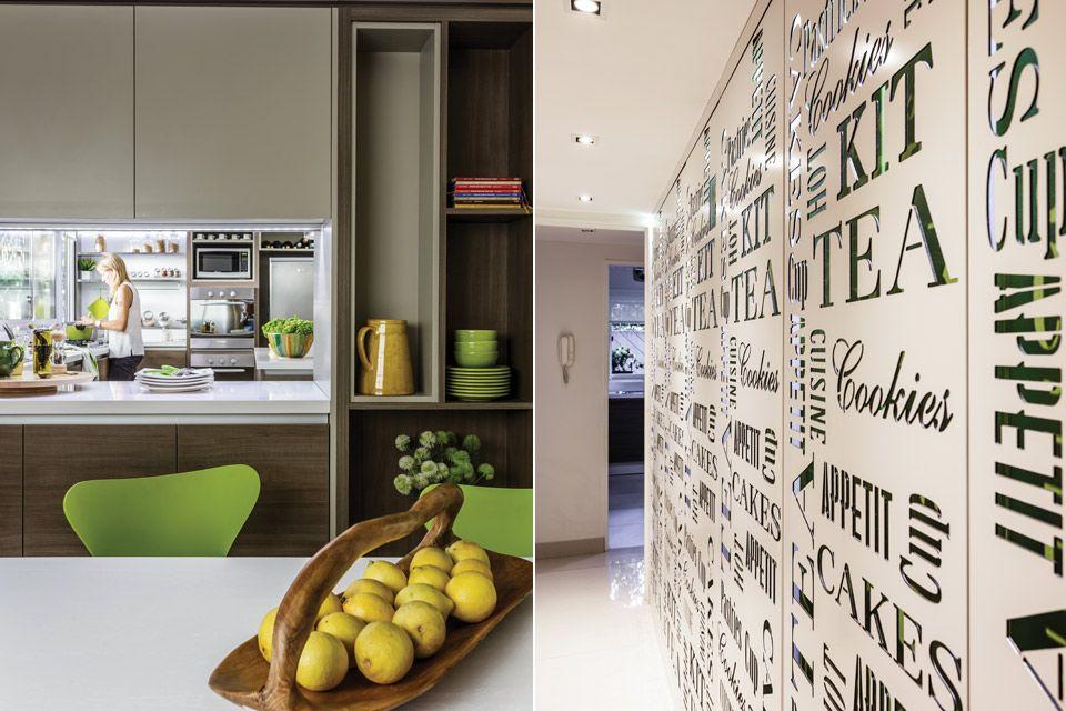 Dos propuestas para una cocina moderna y funcional | De bajo, Yeso y ...