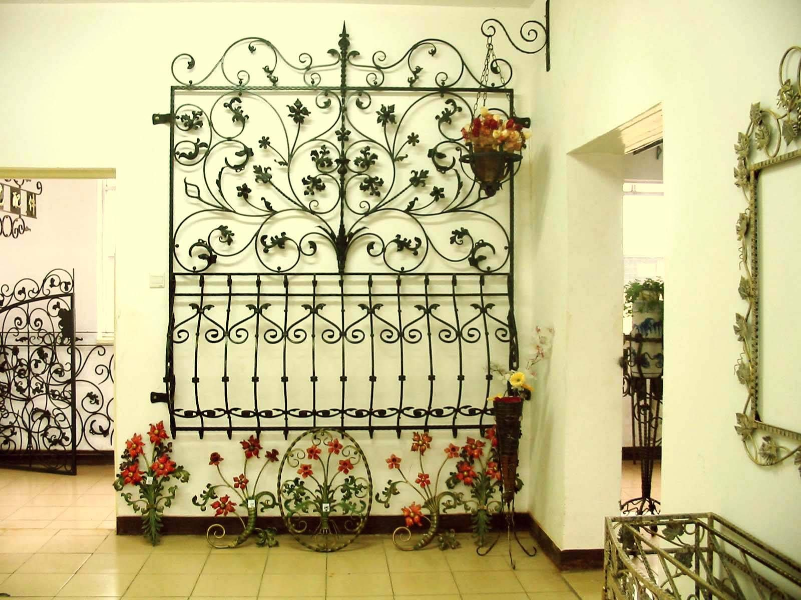 Beautiful Wrought Iron Wall Art Design | HOW TO MAKE | Pinterest ...