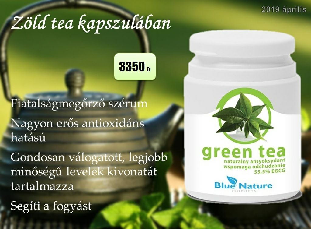 fogyás tea levelek