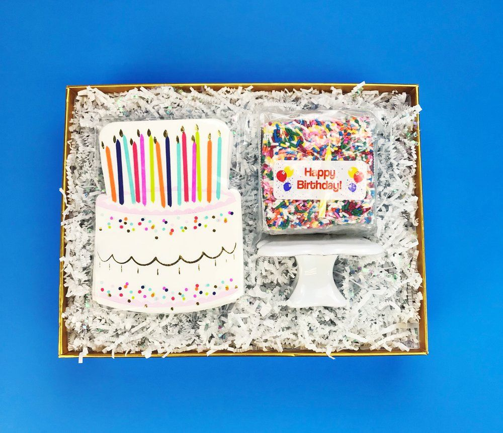 This Might Be The Cutest Little Birthday Gift You Have Ever Sent To Anyone I Want One And Its Not Even My We Are Obsessed With Cheerful