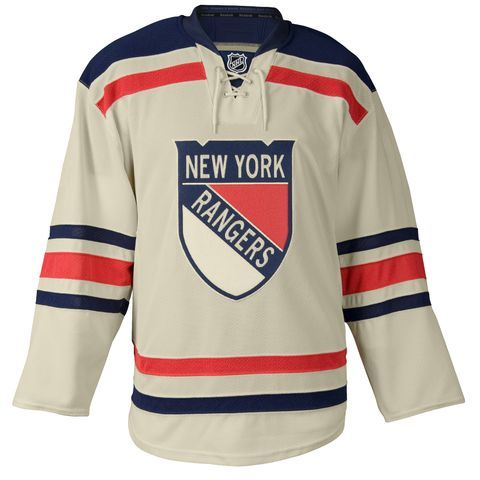 separation shoes 8620e 40b53 Winter Classic Jersey Revealed | NY RANGERS | New york ...
