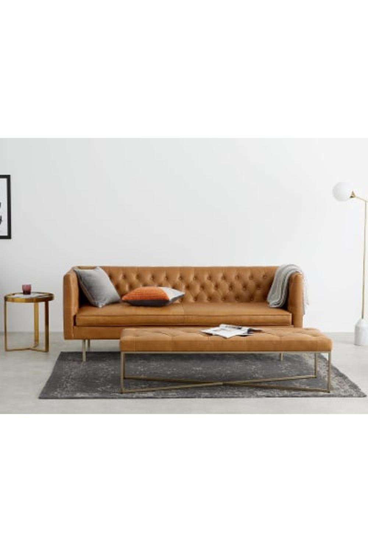 Made Charm Tan Leather Sofa Tan Leather Sofas Seater Sofa 3 Seater Sofa