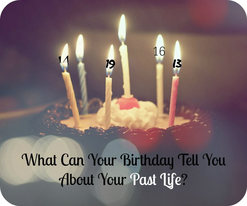 Karmic Numbers What your birthday says about your past