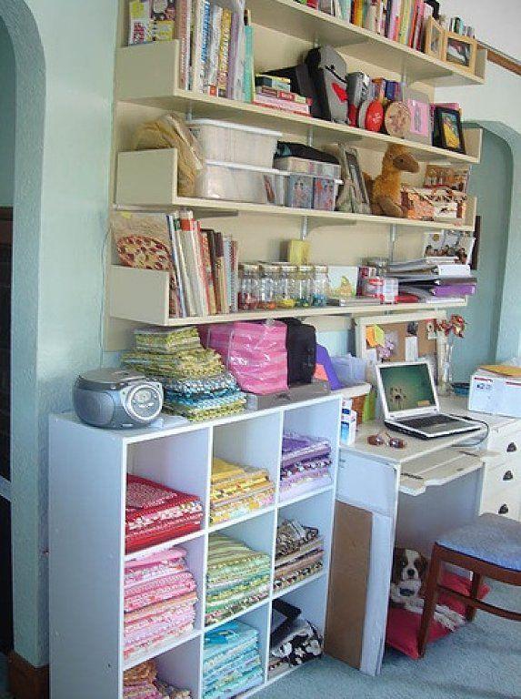 Organizar habitacion costura organizar pinterest for Organizar habitacion